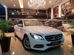 Mercedes-benz C 180 2015 1.6 Cgi 16v Turbo Gasolina