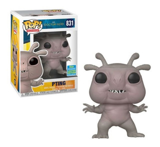 Pting Doctor Who Convention Exclusive 2019 Funko Pop