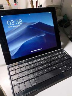 iPad 4th Generation 16gb Con Teclado Y Funda Logitech