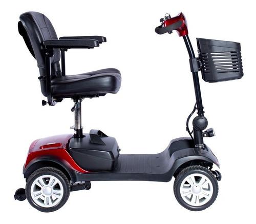 Carro Eléctrico Para Movilidad Reducida