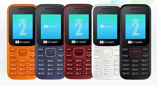 Telefono Celular Smooth Mini 2 Camara Vga, Mp3, Linterna