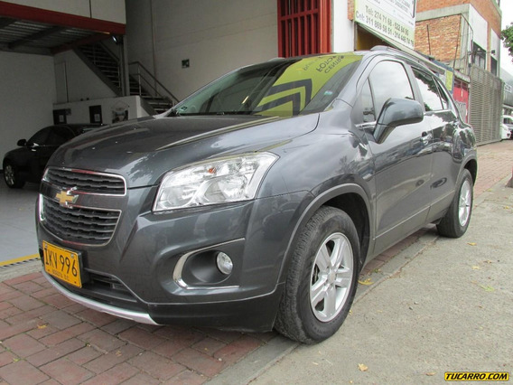 Chevrolet Tracker Lt At