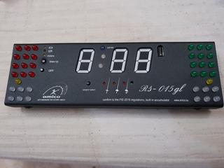 Maquina Pontuação Esgrima Amico Rs 015 Gl