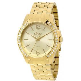 Relógio Feminino Condor Co2035kou/4d, C/ Garantia E Nf