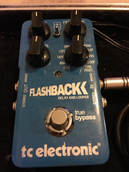 Pedal Tc Eletronic Flashback Não Troco