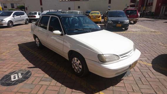 Daewoo Racer 1600 Blanco