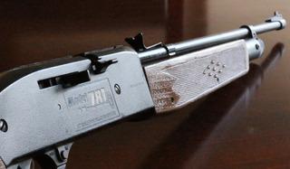 Carabina Rifle De Aire Comprimido .177 Copas, Pellets, Bbs