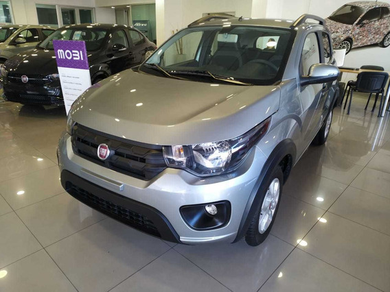 Fiat Mobi 81mil,cuotas$6000 Toma/usados-planes Wp1128074263