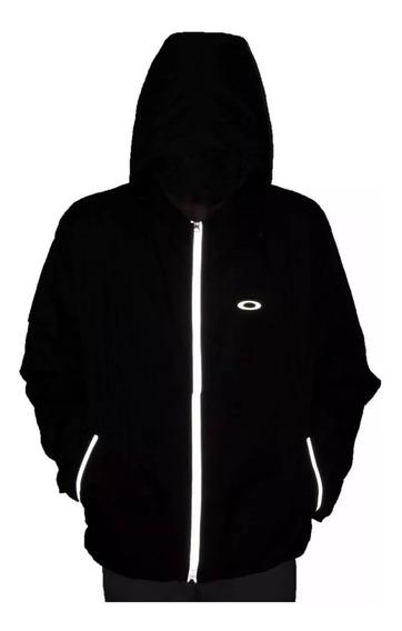Blusa Inverno Corta Vento Impermeável Masculina Oakley