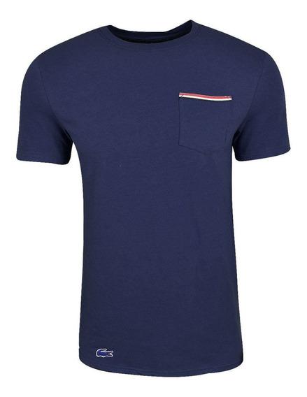Lacoste Pocket T-shirt Playera 100% Original