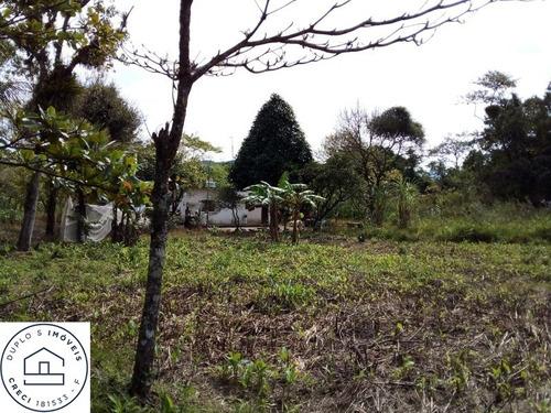 Imagem 1 de 16 de Chácara Em Itanhaém , Bairro Vergara , Isolada, Lado Morro - 6530 - 69937489