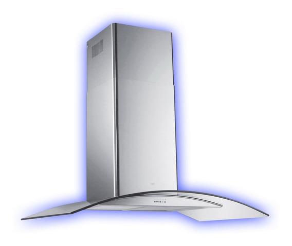 Campana De Cocina Tst Lacar Cristal 60cm Pared - Envío S/c