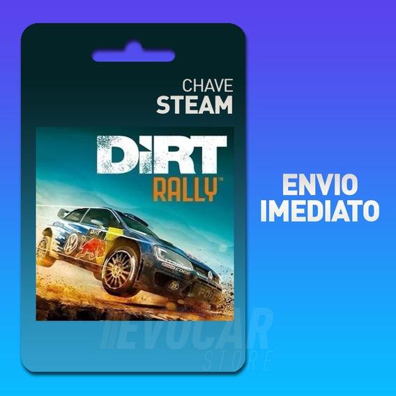 Dirt Rally Steam Código