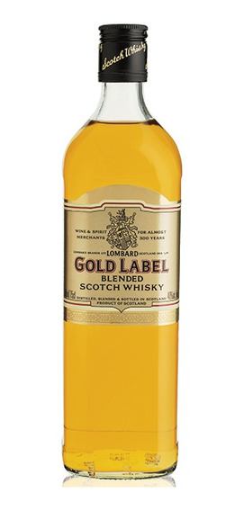 Whisky Lombard Gold Label 750 Ml