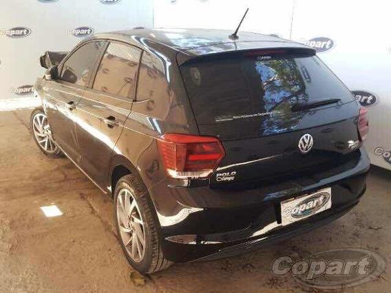 Volkswagen Polo 1.0 Tsi Highline 200 Aut. 2018 Venda Pecas