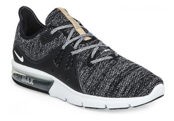 Nike Air Max Sequent 3 Running Zapatillas Unisex 908993-011