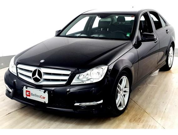 Mercedes-benz Classe C 1.6 Cgi 16v Turbo Gasolina 4p Au...