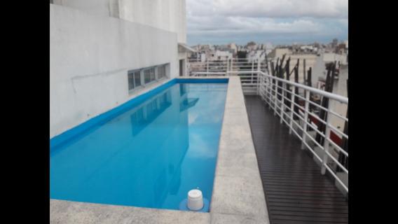 Departamento En Alquiler En Villa Crespo Con Balcón Terraza