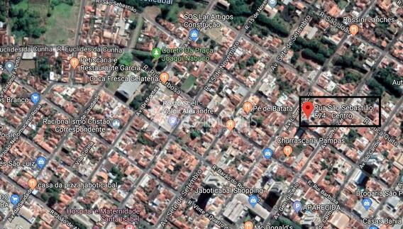 Rua Sao Sebastiao, Centro, Jaboticabal - 195975