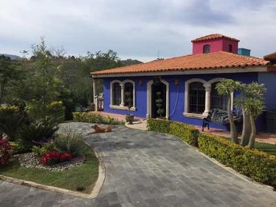 Hermosa Casa De Campo, San Isidro El Pueblito , Zapopan.
