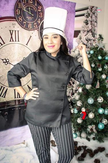 Filipina Chef Gabardina Dama