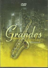 Dvd - Grandes Temas De Novelas Internacionais - Lacrado