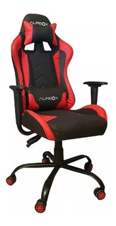 Silla Butaca Gamer Reclinable Lumbares Regulable Altura