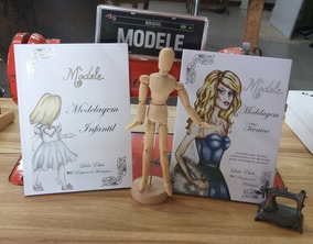 Livros De Modelagem Modele (by Leila Ebele)