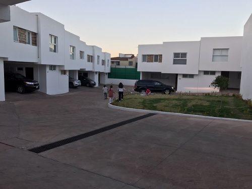 Excelente Casa En Condominio Cerca Luis Cabrera
