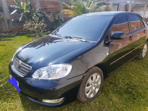 Imagem 1 de 15 de Toyota Corolla 2007 1.8 16v Xei Aut. 4p