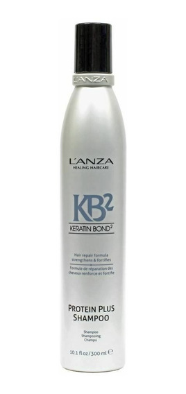 Shampoo Lanza Kb2 Protein Plus 300ml + Brinde