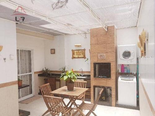 Sobrado Com 3 Dormitórios À Venda, 131 M² Por R$ 520.000,00 - Pinheirinho - Curitiba/pr - So0181
