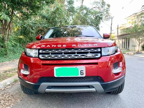 Land Rover Range Roger Evoque Pure Tech 2015
