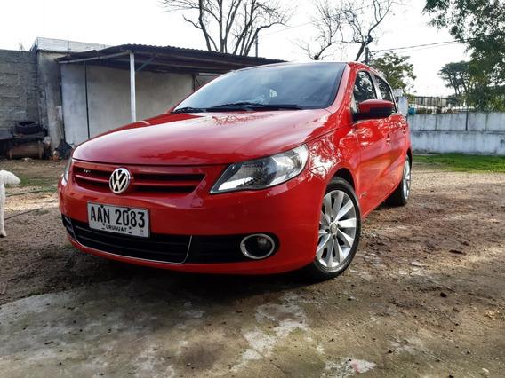 Volkswagen Gol 1.6 Pack Iii 101cv 2010