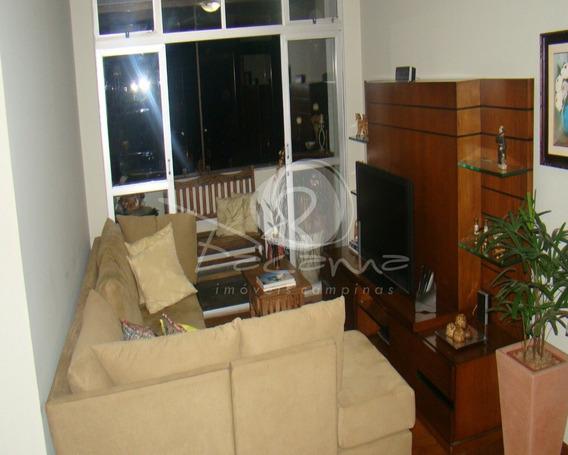Apartamento Para Venda No Jardim Proença Em Campinas - Imobiliária Em Campinas - Ap03653 - 68113019