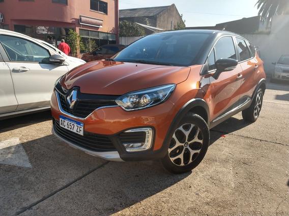 Renault Captur Intense 2.0 Naranja 2018 Ac657