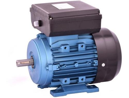 Imagen 1 de 4 de Motor Eléctrico 2 Hp 1400 Rpm 220v G P A Maquinarias