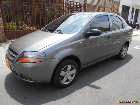 Chevrolet Aveo Aa 1.6 5p