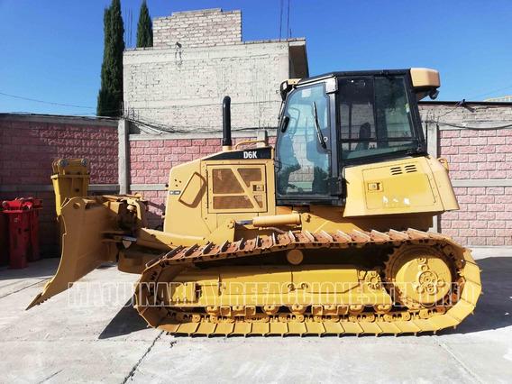 Caterpillar D6k 2012 Tractor Bulldozer Topador Frontal