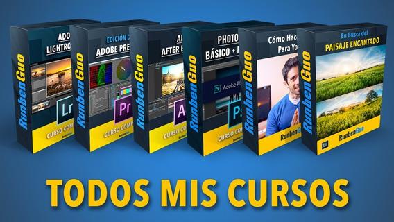 Curso Completo Mega Pack Todos Los Cursos De Runbenguo