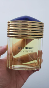 Perfume Boucheron Pour Homme Masculino 100ml Edt - Original