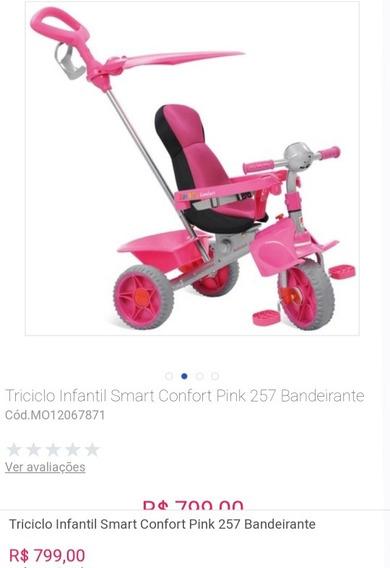 Triciclo Smart