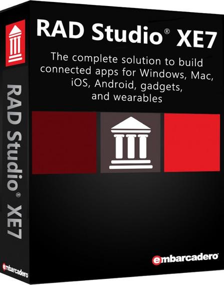 Embacadero Rad Studio Xe 7 Architect V21 Pronta Entrega###