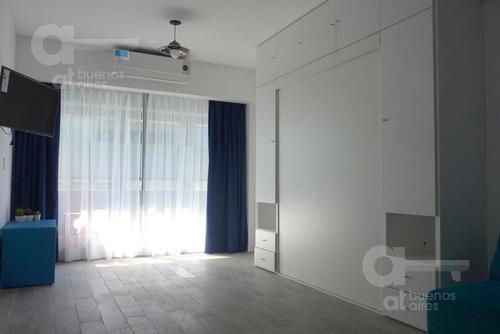 San Telmo. Moderno Studio Con Balcón Y Amenities. Alquiler Temporario Sin Garantías.