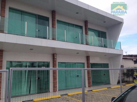 Sala Comercial Para Venda E Locação, Torre, João Pessoa - Sa0032. - Sa0032