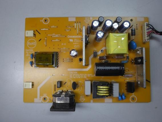 Placa Fonte Monitor Aoc F19s F19l 715g2852-2-11 - Usado