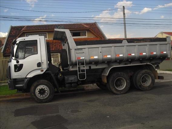 Ford Cargo 2628 Caçamba 6x4 Ano 2012