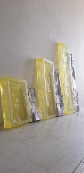 Molde Piedra Decorativa Fachada Relieve Alto Calidad Premium