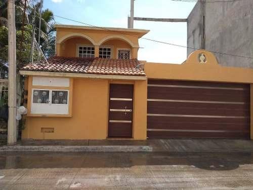 Casa En Renta Avenida 10 De Julio, Salitral