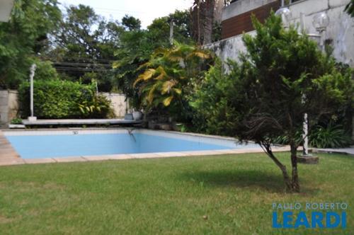 Imagem 1 de 15 de Sobrado - Jardim Paulistano - Sp - 505403